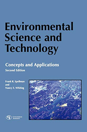 9780865870178: Environmental Science and Technology: Concepts and Applications