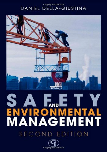9780865871762: Safety and Environmental Management
