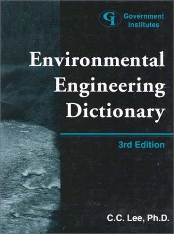 9780865876200: Environmental Engineering Dictionary