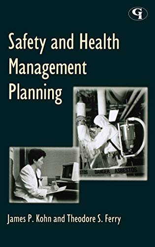9780865876347: Safety and Health Management Planning