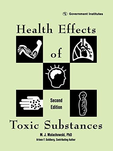 9780865876491: Health Effects of Toxic Substances