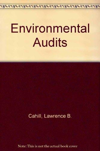 9780865877764: Environmental Audits