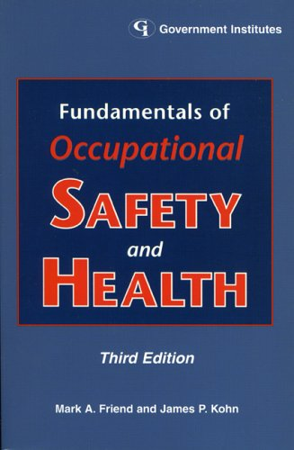 9780865878143: Fundamentals of Occupational Safety and Health
