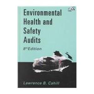 9780865878266: Environmental, Health and Safety Audits