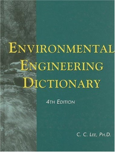 9780865878488: Environmental Engineering Dictionary
