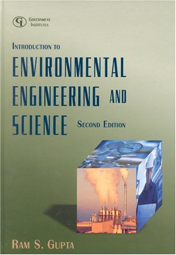 9780865879720: Introduction to Environmental Engineering and Science