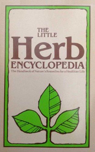Little Herb Encyclopaedia: Thornwood Books,U.S.