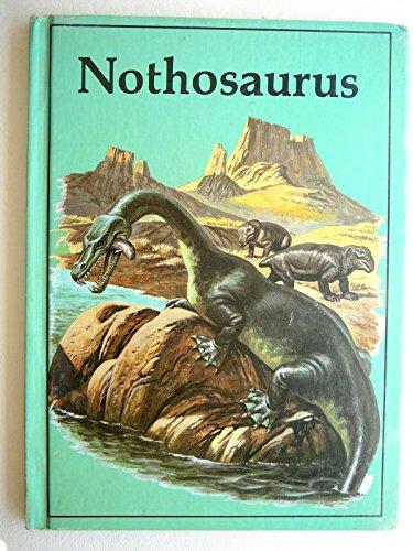 9780865922082: Nothosaurus (Dinosaur Lib Series)
