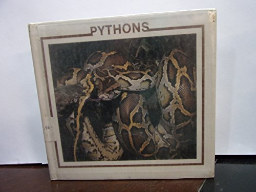 9780865922440: Pythons (Snake Discovery Library Set II)