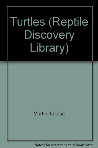 9780865925786: Turtles (Reptile Discovery Library)