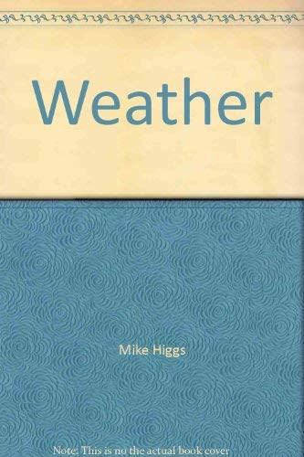 9780865927414: Weather (Learn with Moonbird)