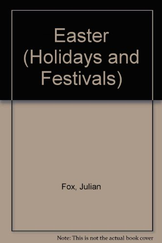 Easter (Holidays and Festivals): Fox, Julian
