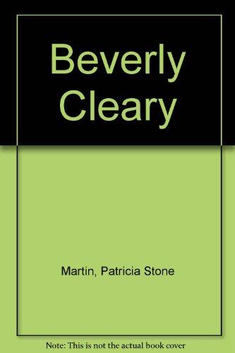 9780865931879: Beverly Cleary (Biografías de triunfadores) (Spanish Edition)