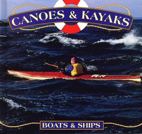 9780865935600: Canoes & Kayaks (Boats)