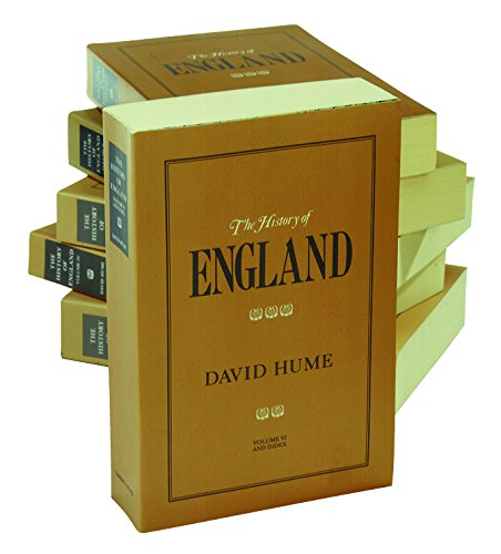 9780865970199: The History of England : From the Invasion of Julius Ceasar to the Revolution in 1688 (6 Volume Set)