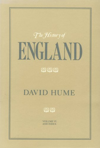 6: The History of England Volume VI: Hume, David