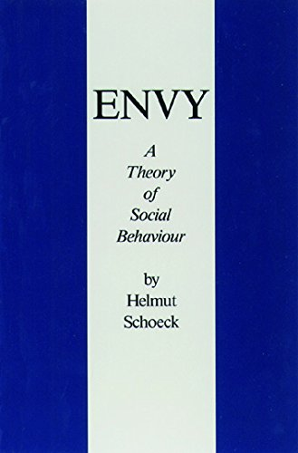 9780865970632: Envy: A Theory of Social Behaviour