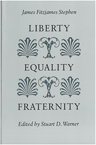 9780865971103: Liberty, Equality, Fraternity