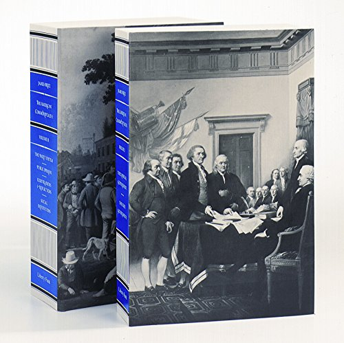 9780865971172: The American Commonwealth: Two Volume PB Set