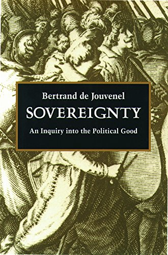 9780865971721: Sovereignty: An Inquiry Into the Political Good