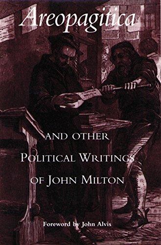 Aeropagitica and other Political Writings: Milton, John