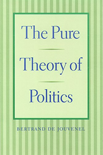 9780865972650: The Pure Theory of Politics