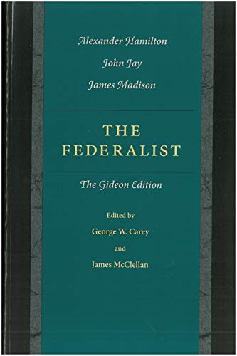 9780865972896: The Federalist