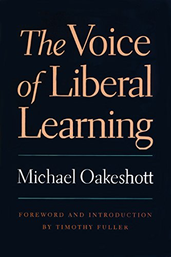9780865973244: Voice of Liberal Learning