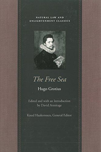 9780865974302: The Free Sea (Natural Law Cloth)