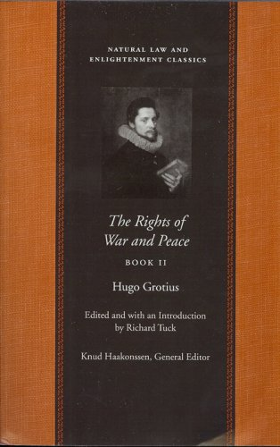 9780865974340: 2: The Rights of War And Peace