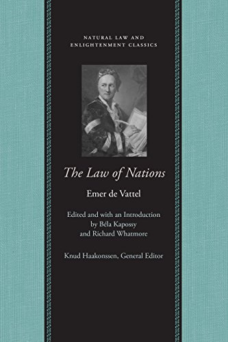 9780865974500: The Law of Nations