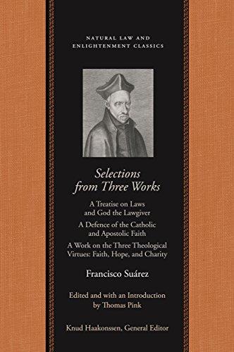 9780865975163: Three Works of Francisco Suarez