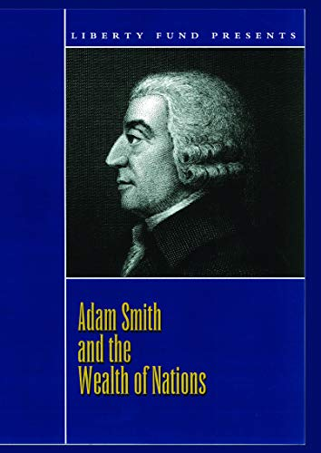 9780865976085: Adam Smith and the Wealth of Nations DVD