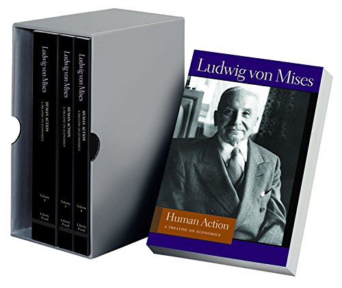 9780865976306: Human Action: A Treatise on Economics (Lib Works Ludwig Von Mises Cl)