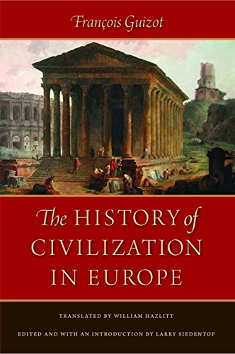 9780865978362: The History of Civilization in Europe