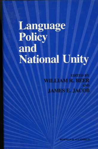 9780865980587: Language Policy and National Unity