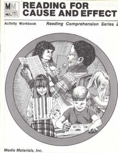 9780866010337: Reading for Cause and Effect, Reading Comprehension Series 2, ACTIVITY WORKBOOK