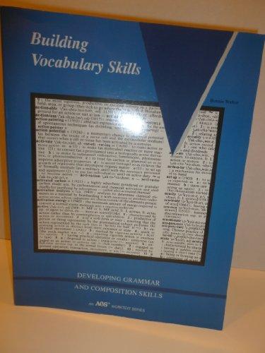 9780866016643: Building vocabulary skills (Developing grammar and vocabulary skills)