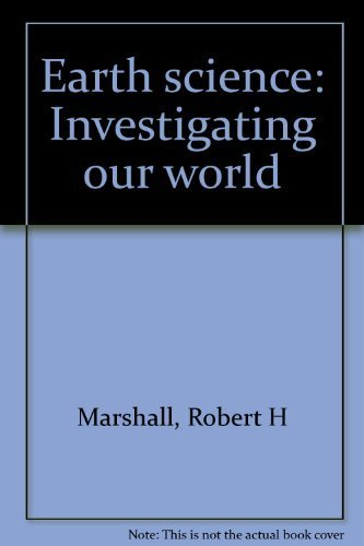 9780866018715: Earth science: Investigating our world