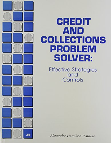 9780866042192: Credit and Collections Problem Solver (Modern business reports)