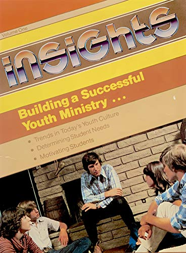 9780866050173: Title: Insights Building a Successful Youth Ministry