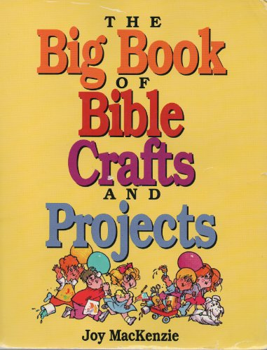 9780866080026: Big Book of Bible Crafts and Projects