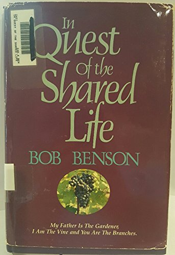 9780866080101: In quest of the shared life
