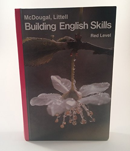 9780866090797: Building English Skills Red Level Skills Practice Book Grade 7 (The McDougal, Littell English Program)