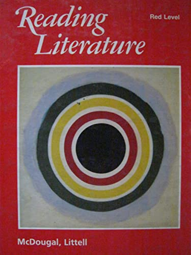 9780866092272: Reading literature (McDougal, Littell English program)