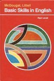 9780866094764: BASIC SKILLS in ENGLISH Red Level Grade 7 McDougal Littell
