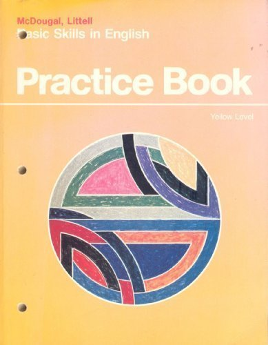 Basic Skills in English/Practice Booklet Yellow Level