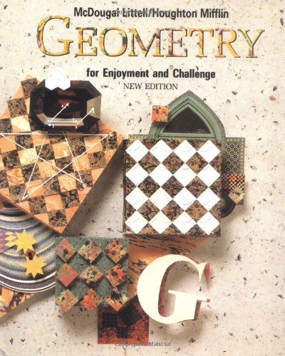 9780866099653: Geometry for Enjoyment and Challenge