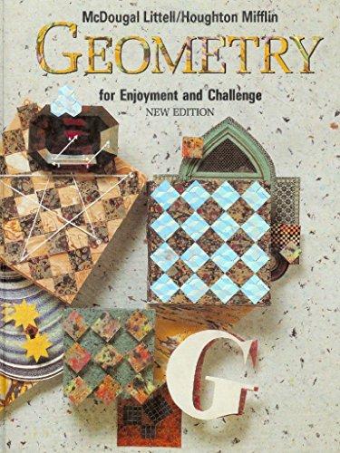 9780866099684: McDougal Littell Geometry for Enjoyment & Challenge: Teacher Resource Book