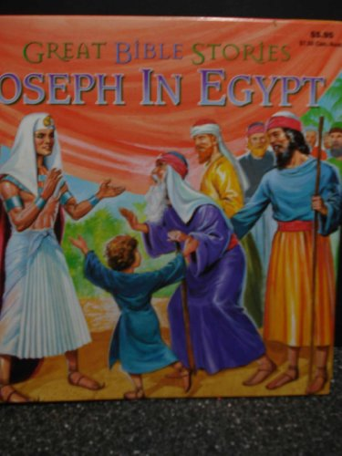 Joseph In Egypt (Great Bible Stories): Maxine Nodel
